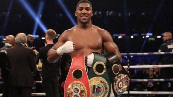 Αρνείται την «απαγωγή» 500.000.000 δολαρίων του Joshua το UFC
