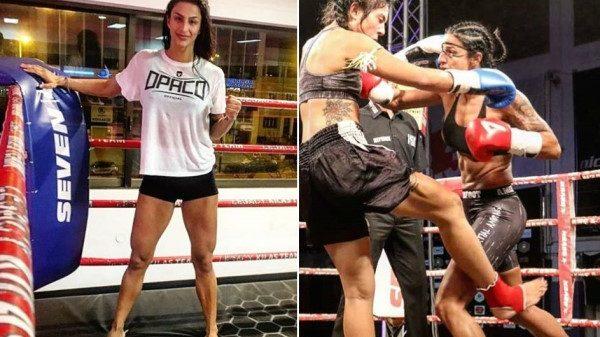 Αθηνά Ευμορφιάδη: Δεν με νοιάζει το αήττητο της Baars, είμαι αποφασισμένη να γίνω η καλύτερη Ελληνίδα kickboxer