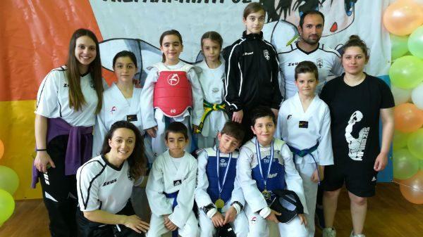 Α.Σ Έδεσσας Μπιρόζης: Ανεβαίνουν οι μικροί πρωταθλητές
