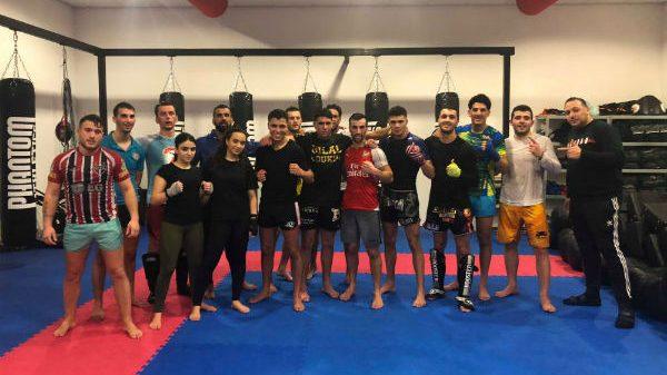 Επέστρεψαν οι 3 αθλητές του Fight Club Galatsi από το Den Bosch