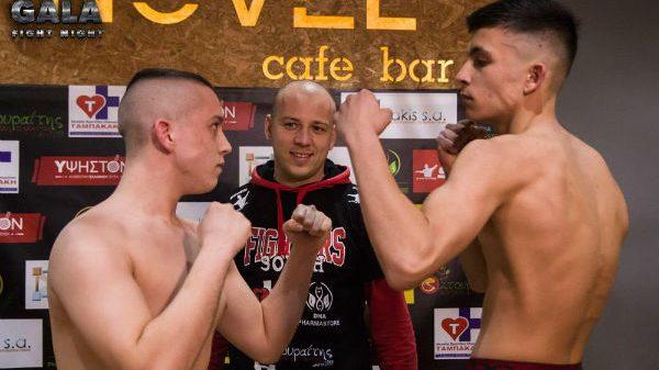 Gala Fight: Απόψε η διεκδίκηση τίτλου WKU μεταξύ Podoleanu vs. Μαρτίνο