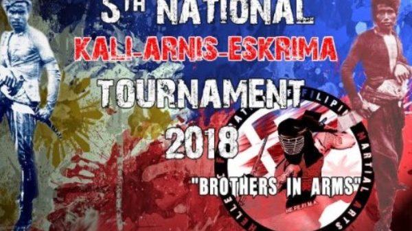 Το πέμπτο πρωτάθλημα Kali- Arnis- Eskrima στο Open Championship