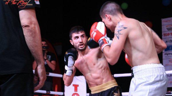 Αγώνας μποξ για Μιρζάεβ στην Τσεχία
