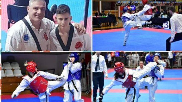 Θετική παρουσία στο Πανελλήνιο πρωτάθλημα Ταεκβοντο από το Koukouletsos Team