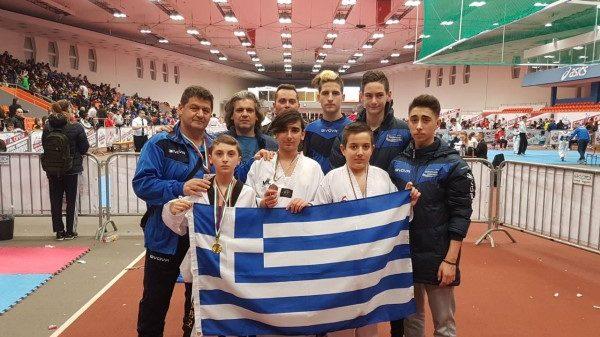 Στο ανοιχτό διεθνές τουρνουά της Βουλγαρίας η Τόλμη Κιλκίς