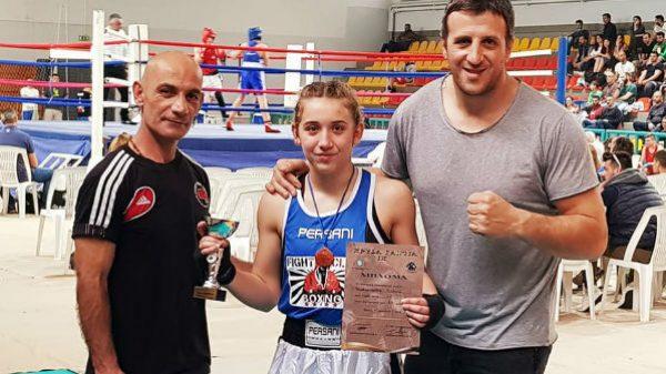 Fight Club Patras: Έπαιξαν στα «Χρυσά Γάντια»