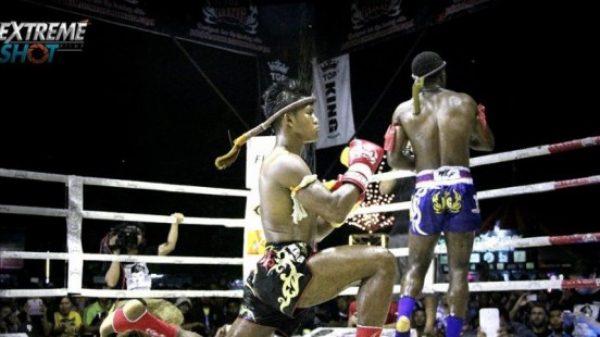 Νέο αγώνας και ρεβάνς με Nagbe ο Buakaw