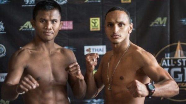 Με Luis Passos σήμερα ο Buakaw στο All Star Fight