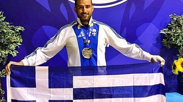 Γιώργος Κατσινόπουλος: Από νομάς…. «ασημένιος» στο Brazilian Jiu Jitsu