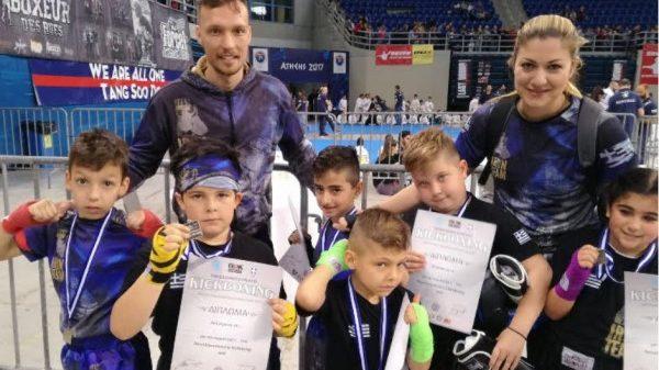 Iron Team: Με πολλές συμμετοχές στο Πανελλήνιο κύπελλο της ΠΟΚ