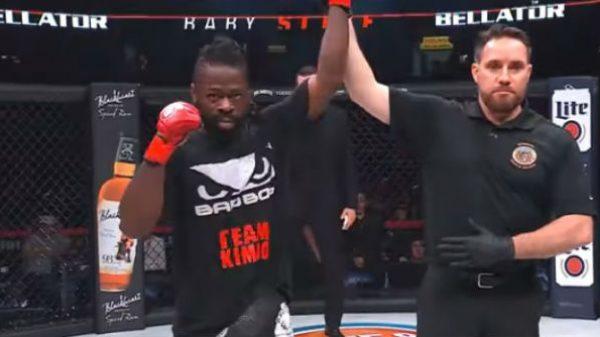 Νίκη για το γιο του Kimbo στο Bellator (BINTEO)