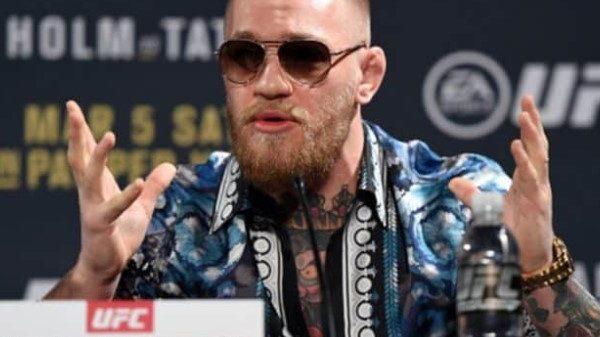 Στην κόντρα με το UFC ο McGregor, ζητά από τον κόσμο να έρθει στην press conference