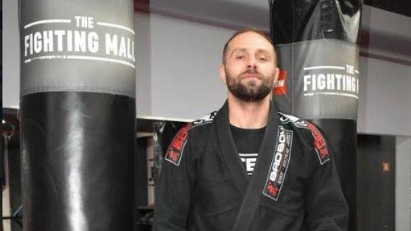 Σε σεμινάριο στην Ουκρανία ο Eduart Motelicaτου «The Fighting Mall»