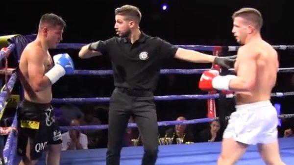 Δείτε την ματσάρα Παπαδόπουλου- Γκίκα στο Muay Thai Grand Prix
