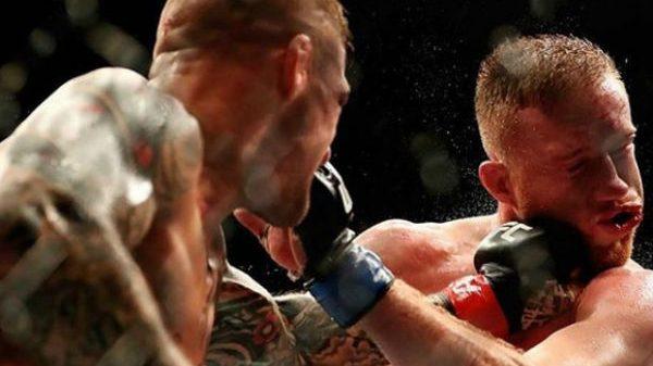 Η πιο γκάνγκστερ μάχη του UFC (BINTEO)