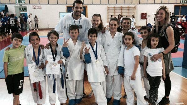 KarateWay ΟΑΚΑ: Ικανοποίηση για το Karate Open Series
