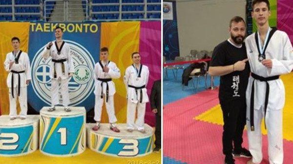 Πρωταθλητής Ελλάδος ο Αναστασίου της Team Zikos