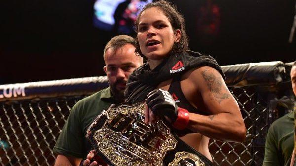 Η Amanda Nunes «καθαρίζει» σε…δεύτερα όλα τα μεγάλα ονόματα του UFC