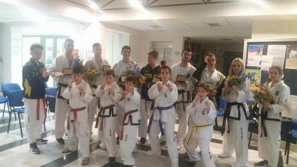 Βραβεύτηκαν οι αθλητές του Ευκλέα Λευκάδας