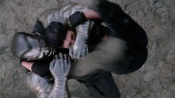 Το ξύλο της Gina Carano στον Κολοσσό των X-Men μένει αξέχαστο
