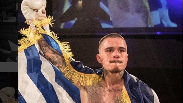 Καμπόσος στο Fightsports: Περήφανος που εκπροσωπώ την Ελλάδα στα ρινγκ όλου του κόσμου