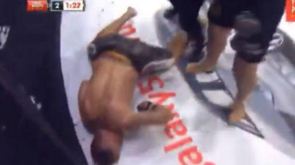 Δεν ξέρουμε αν ο Krylov… σκότωσε τον Maldonado (BINTEO)