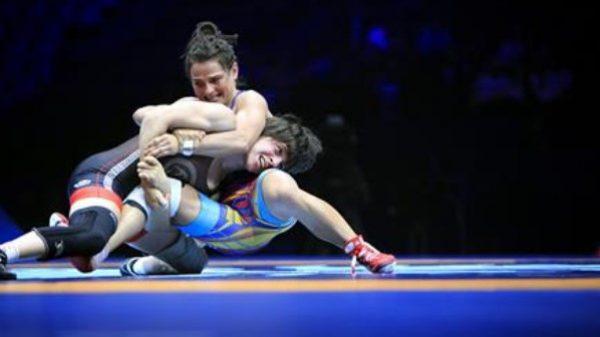 Πρόκριση για Πρεβολαράκη στα προημιτελικά των Ευρωπαϊκών αγώνων