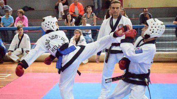 Με επιτυχία το διασυλλογικό πρωτάθλημα Tang Soo Do