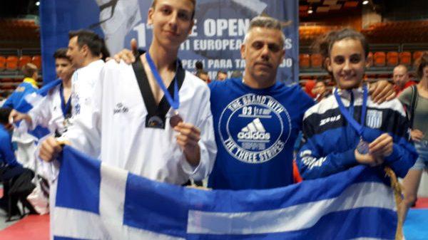 ΕΘΝΙΚΟΣ 95: Τριπλή χαρά για την ελληνική ομάδα