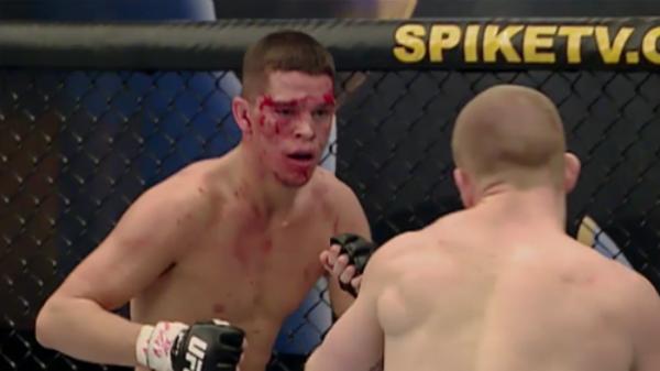 To UFC θυμήθηκε τη μέρα που ο Nate Diaz έγινε… άντρας (ΒΙΝΤΕΟ)