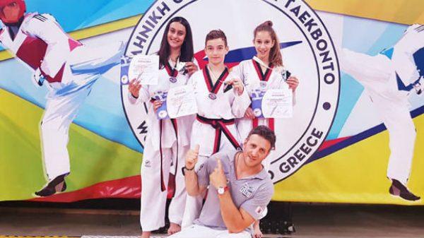 Fight Club Patras: Πολλά μετάλλια στο «Ακρόπολης»