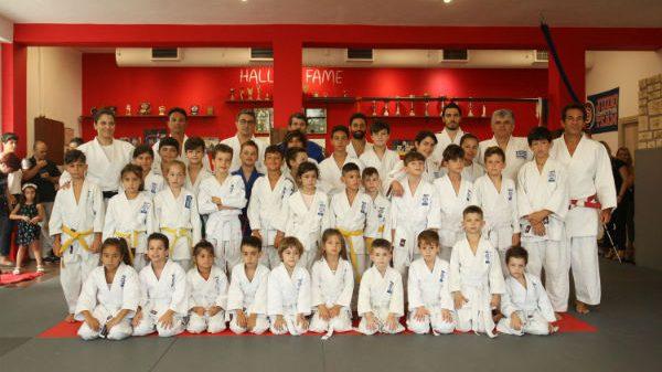 Southern Judo Academy: Εξαιρετικά έκλεισε η πρώτη σεζόν
