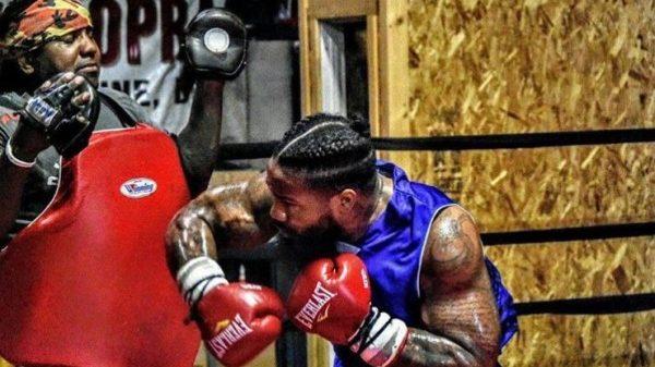 James Wilson: Θυμίζει Tyson κι όταν χτυπάει…σκοτώνει