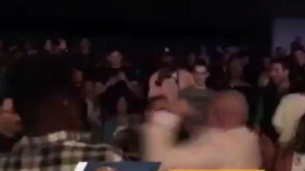 Κορυφαίος MMAer και ο μάνατζερ του έπαιξαν μπουνιές σε αγώνες (ΒΙΝΤΕΟ)
