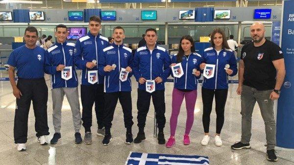 Ο Α.Σ Δίαλλος στο πλευρό της Εθνικής ομάδας