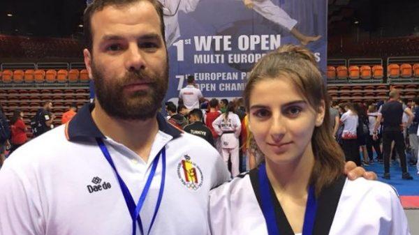 Χάλκινο μετάλλιο για Καλτέκη στο Open Multi European Games