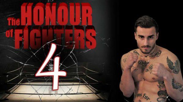 """«Κλείδωσε"""" του Αβραμίδη για «The Honour of Fighters"""""""