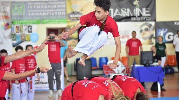 Με επιτυχία διεξήχθη το τρίτο  Baby Cup στην Καρδίτσα