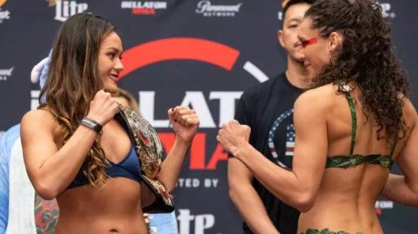 «Τέρας» η Macfarlane διέλυσε με BJJ την Alejandra Lara στο Bellator