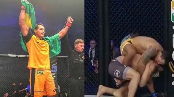 Πρώην παίκτης του UFC έπαιξε σε τουρνουά 1 εκατομμυρίου δολαρίων