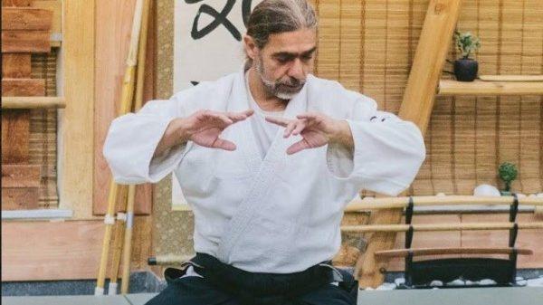 Στο Warrior Spirit ο δάσκαλος του Aikido Φάνης Κοκολης