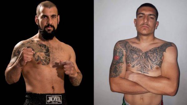 Γιάννης «Βrutal» Φεζουλαϊ vs Ηλίας Εχταζιλ στο Top Fighters Night 3