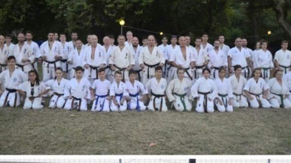 Νέο Summer Camp  Shinkyokushinkai