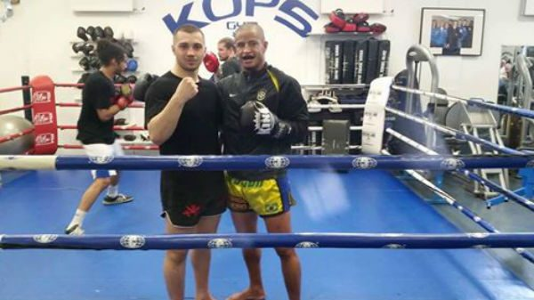 Ultra Fighters Team: Έτοιμος για αγώνα ο Παπαδόπουλος