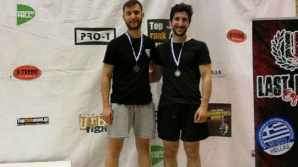 Α.Σ Μακεδών: Τέσσερα μετάλλια στο Acropolis Kickboxing