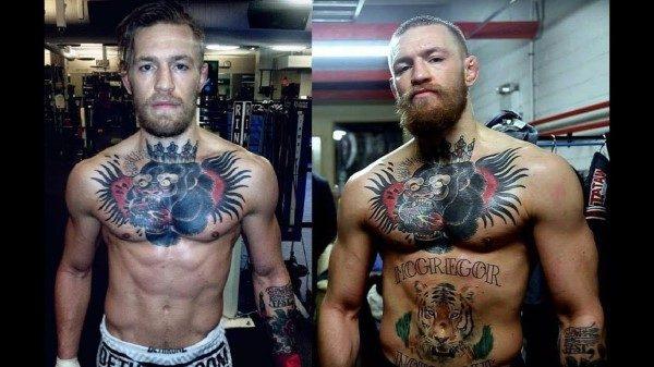 Βάζει κιλά και σκέφτεται την welterweight ο McGregor