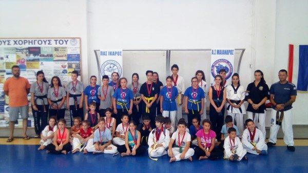 Με επιτυχία το Ikaros Tournament