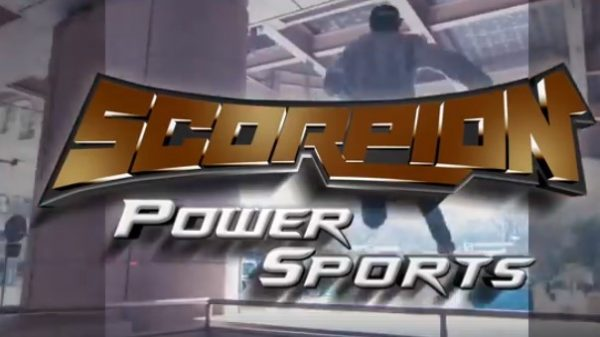 Το πρώτο spot του Scorpion Power Sports