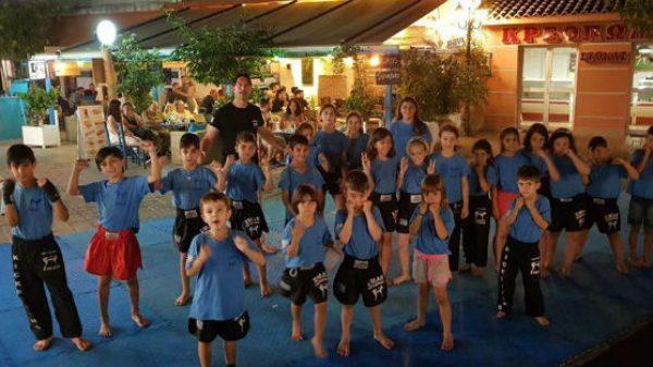 ΣΜΑΚ: Με επιτυχία η εκδήλωση στην Αρχαία Κόρινθο