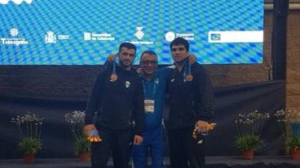 Μετάλλια για Ντανατσίδη και Τσελίδη στους Μεσογειακούς αγώνες στο τζούντο
